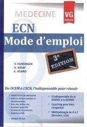 La couverture et les autres extraits de Annales ECN2004 - 2005 - 2006 - 2007 - 2008 - 2009 - 2010 - 2011