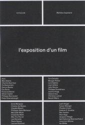 L'exposition d'un film