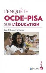 L'enquête OCDE-PISA sur l'éducation