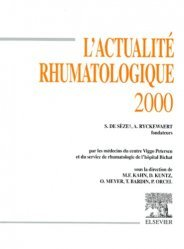 L'actualité rhumatologique 2000