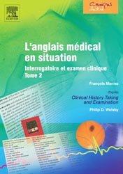 L'anglais médical en situation Tome 2