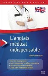 La couverture et les autres extraits de L'anglais pour la santé