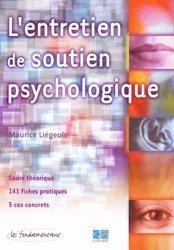 L'entretien de soutien psychologique