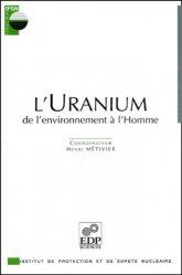 L'Uranium.