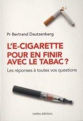 La couverture et les autres extraits de La Vérité sur la cigarette électronique