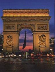 L'Arc de triomphe de l'Etoile. Panthéon de la France guerrière, art et histoire