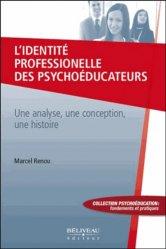 L'identite professionnelle des psychoéducateurs