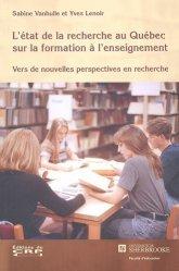 L'état de la recherche au Québec sur la formation à l'enseignement