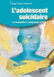 L'adolescent suicidaire