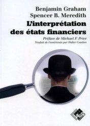 L'interprétation des Etats financiers