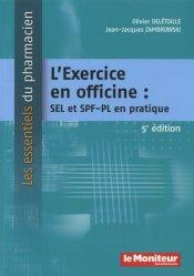 La couverture et les autres extraits de SEL et SPF-PL : quel intérêt pour l'officine