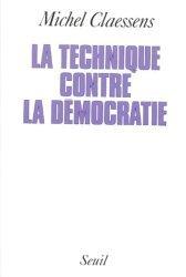 La technique contre la démocratie