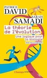 La théorie de l'évolution