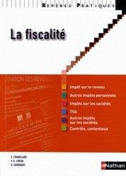 La couverture et les autres extraits de La fiscalité - Repères pratiques numéro 52 - 2020