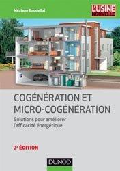 La Cogénération et micro-cogénération