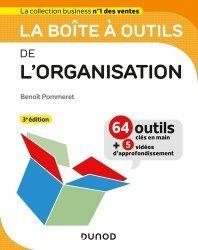 La boîte à outils de l'organisation