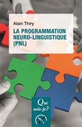 La couverture et les autres extraits de L'Esprit de la Magie - La Programmation Neuro-Linguistique