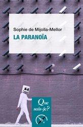 La couverture et les autres extraits de Psychopathologie de la paranoïa