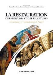 La restauration des peintures et des sculptures