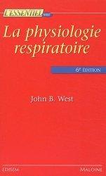 La physiologie respiratoire