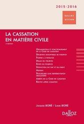La cassation en matière civile. 5e édition