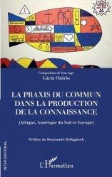 La praxis du commun dans la production de la connaissance