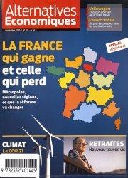 La France qui gagne et celle qui perd