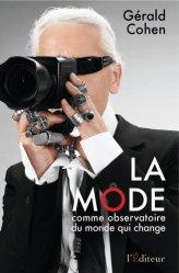 La mode comme observatoire du monde qui change