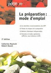 La couverture et les autres extraits de Dictionnaire de dispensation des médicaments