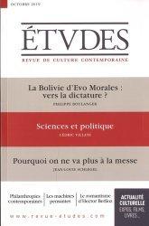 La Bolivie d'Evo Morales : vers la dictature ? ; Sciences et politique ; Pourquoi on ne va plus à la messe