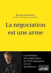 La négociation est une arme