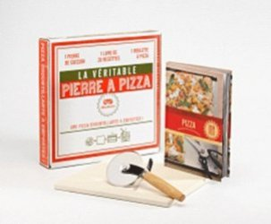 La véritable pierre à pizza