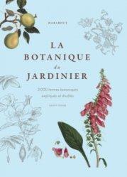 La botanique du jardinier