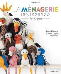 La ménagerie des doudous : les oiseaux