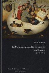 La musique de la Renaissance en Europe (1400-1600)