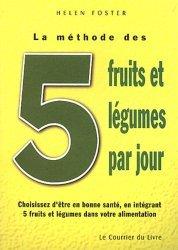 La méthode des 5 fruits et légumes par jour