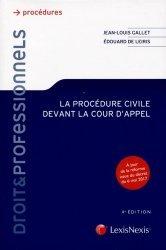 La couverture et les autres extraits de Procédure civile. 2e édition