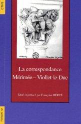 La correspondance Mérimée - Viollet-le-Duc
