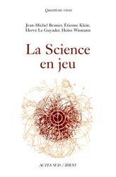 La couverture et les autres extraits de Discours sur l'origine de l'univers