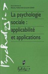 La psychologie sociale : applicabilité et applications