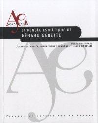 La pensée esthétique de Gérard Genette. Avec 1 CD audio