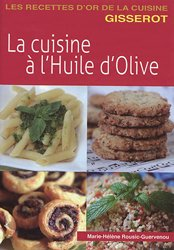 La cuisine à l'huile d'olive
