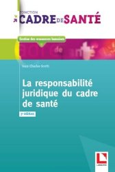 La responsabilité juridique du cadre de santé
