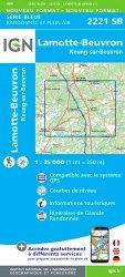 La couverture et les autres extraits de Centre-Val de Loire. 1/200 000 - indéchirable, Edition 2019