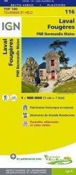 La couverture et les autres extraits de Nantes La Roche-sur-Yon. 1/100 000