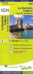 La couverture et les autres extraits de Poitiers Châtellerault. 1/100 000