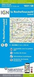 La couverture et les autres extraits de Belin-Béliet Gujan-Mestras. 1/25 000