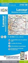 La couverture et les autres extraits de Foix Tarascon-sur-Ariège. 1/25000