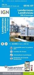 La couverture et les autres extraits de Huelgoat Monts d'Arrée. 1/25 000