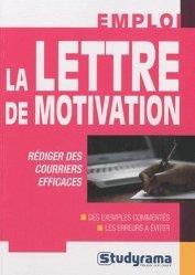 La couverture et les autres extraits de Le grand livre de la lettre de motivation. 2e édition